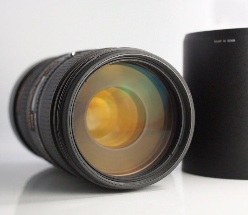 Nikon 80-400mm f/4,5-5,6 D VR  TOP STAV