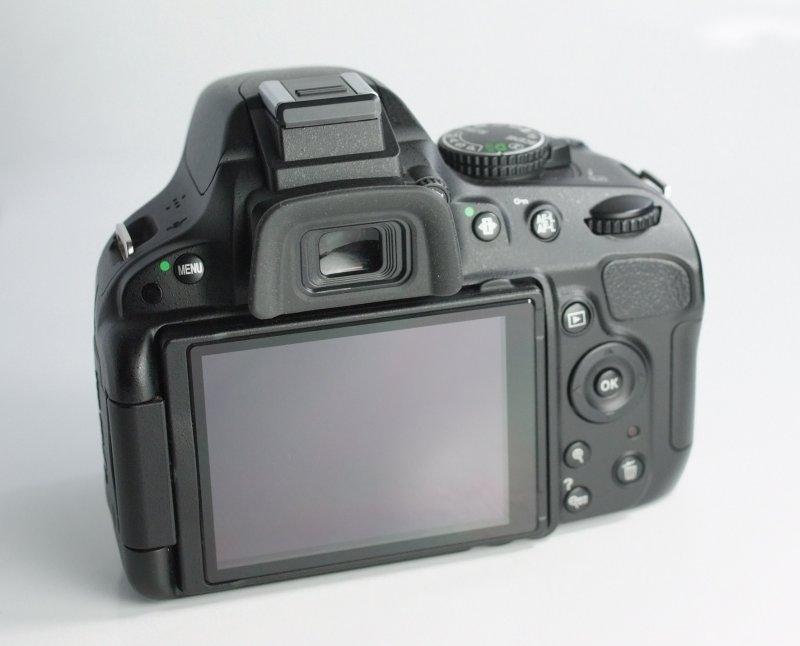 Nikon D5100 TOP STAV