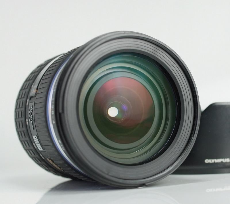 Olympus ZUIKO 12-60mm f/2,8-4,0