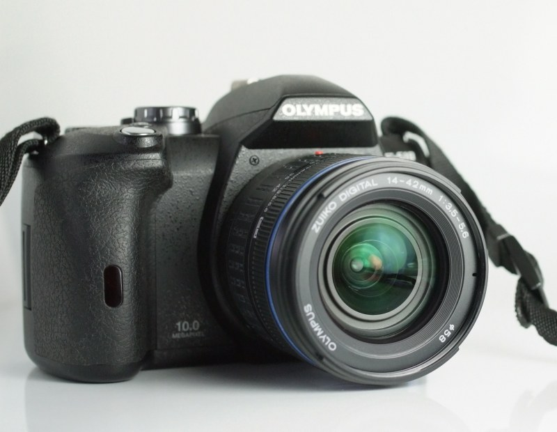 Olympus E-510+ 14-42mm  TOP STAV