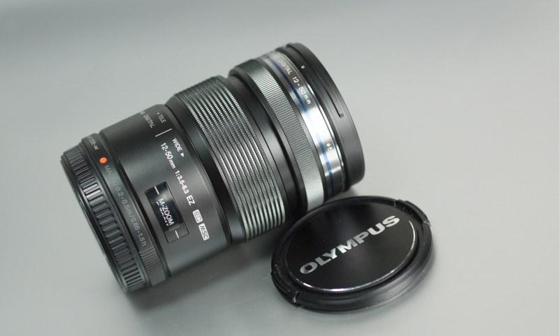 Olympus M. Zuiko Digital ED 12-50mm
