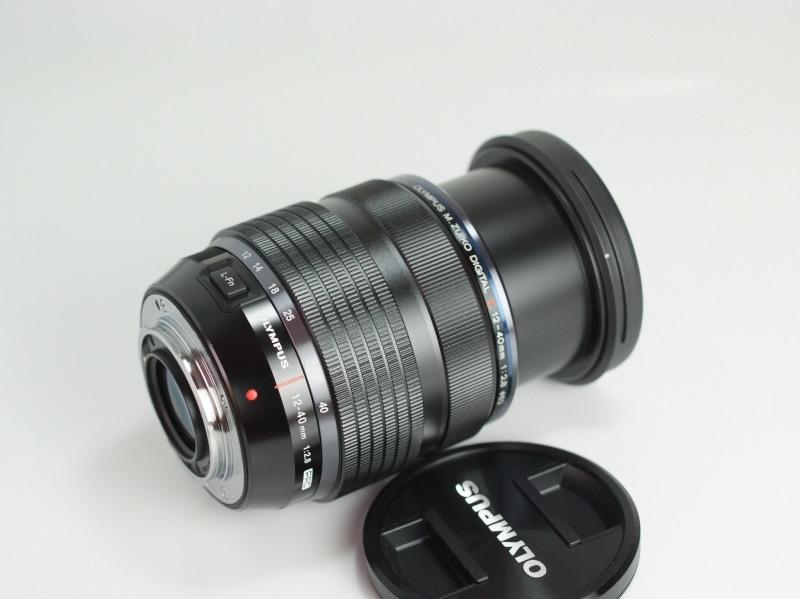 OLYMPUS M.Zuiko 12-40 mm f/2,8 PRO
