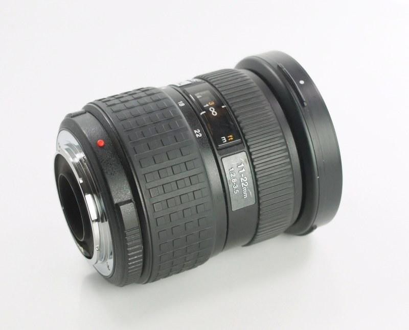 Olympus ZUIKO 11-22mm f/2,8-3,5