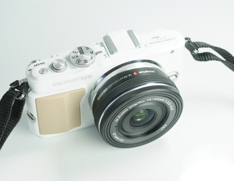 Olympus PEN E-PL5 + Olympus 14-42mm EZ  SUPER STAV