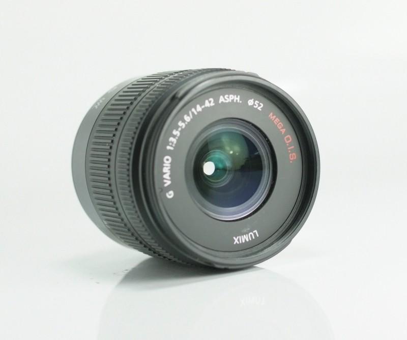 PANASONIC 14-42 mm f/3,5-5,6 Mega O.I.S