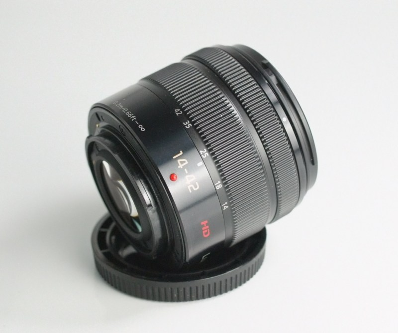 Panasonic Lumix G Vario 14-42mm f/3,5-5,6 II ASPH. Mega O.I.S.