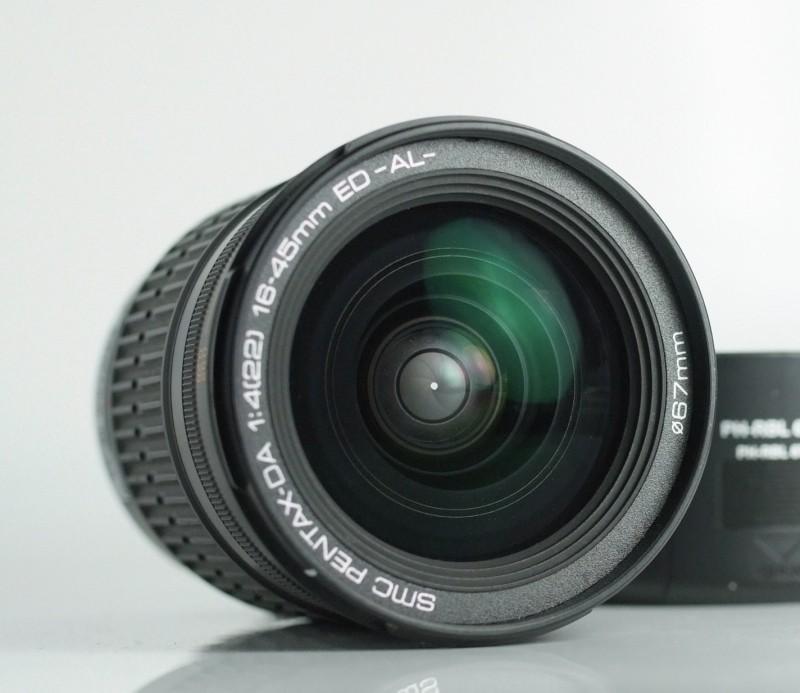 Pentax DA Zoom 16-45mm F4 ED AL