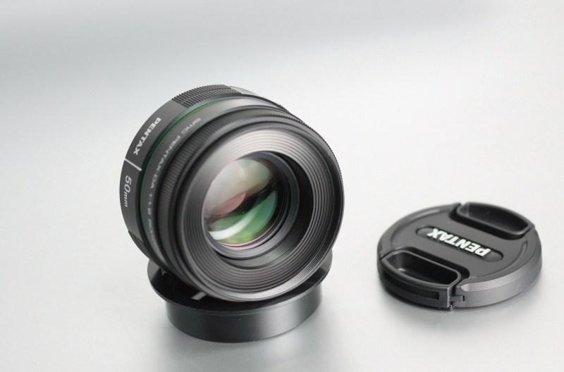 Pentax smc DA 50mm f/1,8 záruka 3/2018