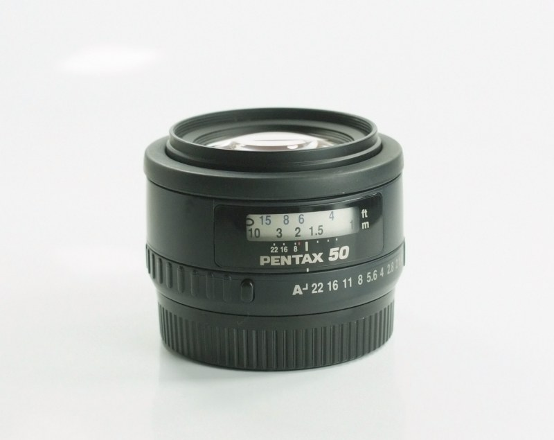 Pentax SMC FA 50mm f/1,4 SUPER STAV
