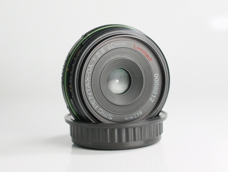 PENTAX 40 mm f/2,8 DA Limited