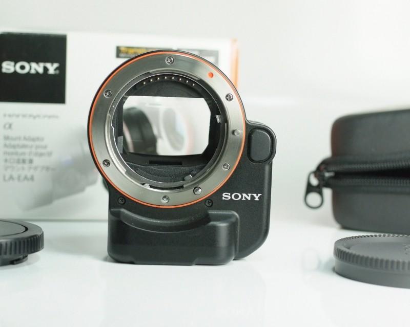 SONY LA-EA4 - adaptér objektivu Sony bajonet A na E/FE
