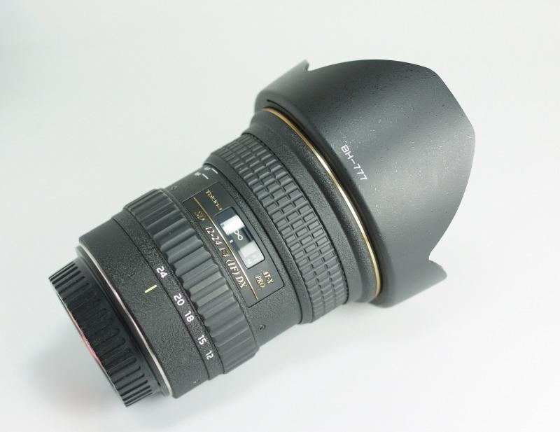 TOKINA 12-24/4 AT-X Pro DX pro Canon