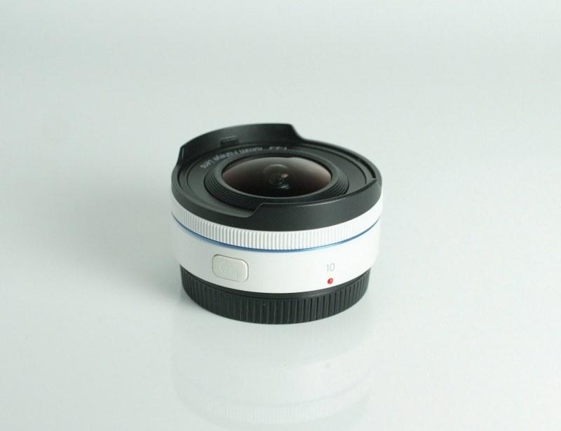 Samsung NX 10mm f/3,5