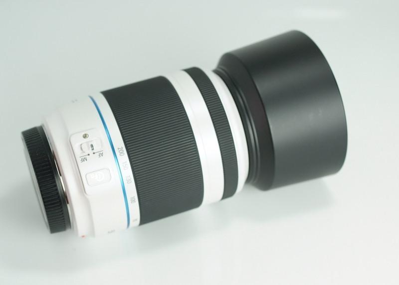Samsung NX 50-200mm f/4,0-5,6 O.I.S. SUPER STAV
