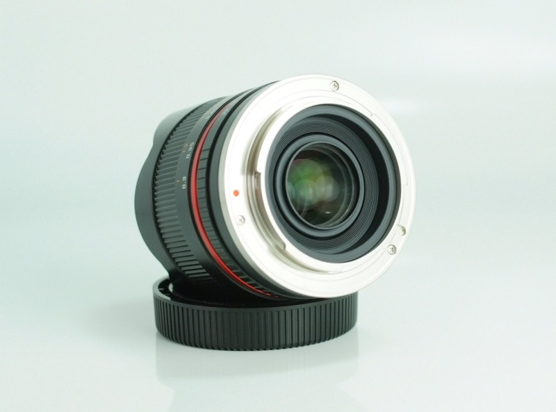 SAMYANG 8 mm f/2,8 UMC Fish-eye II pro SONY E