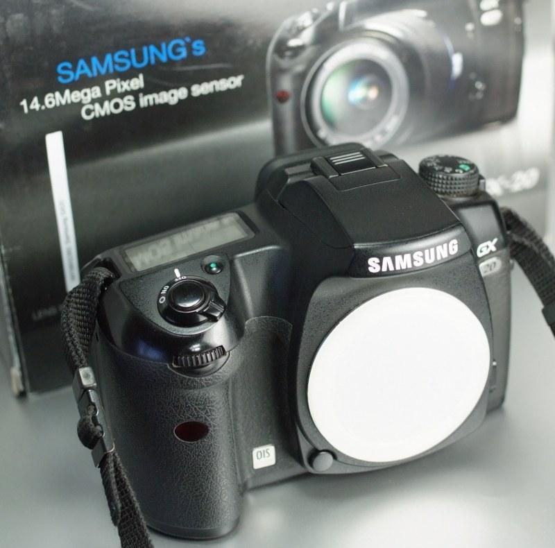 Samsung GX 20 (K20d)