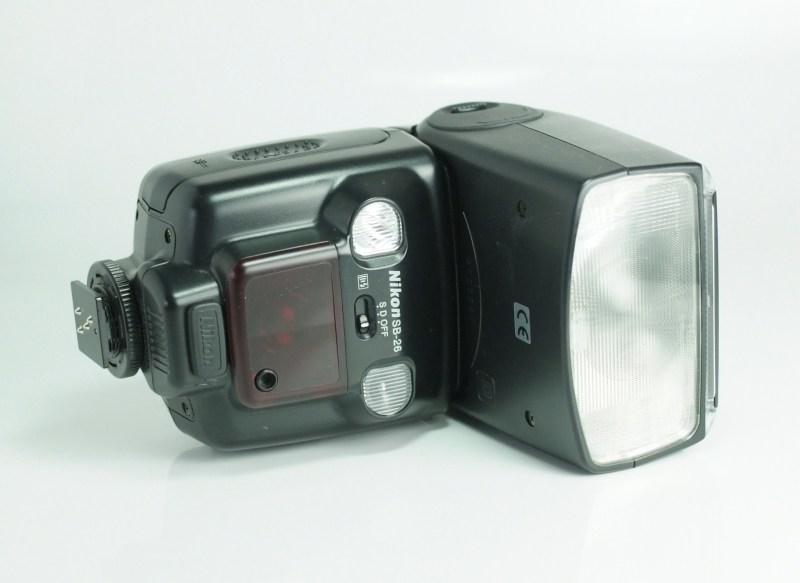 blesk Nikon SB-26 SUPER STAV