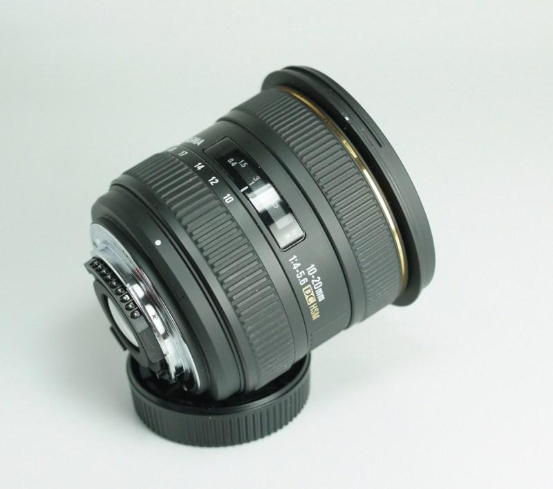 Sigma 10-20/4-5.6 EX DC pro NIKON SUPER STAV