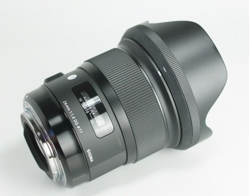 SIGMA 24 mm f/1,4 DG HSM Art pro Canon  TOP STAV