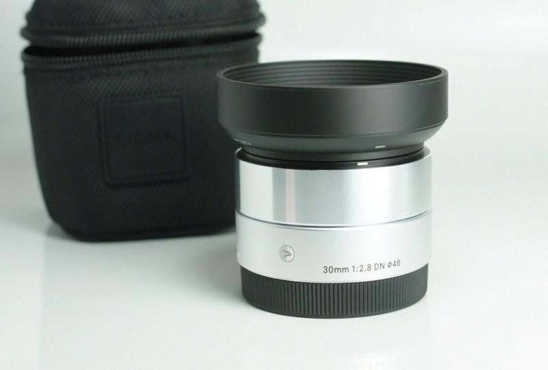 Sigma 30mm f/2,8 DN Art pro Sony NEX SUPER STAV