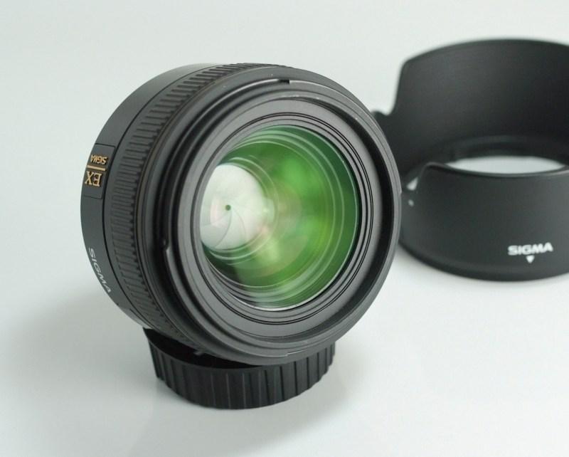 SIGMA 30 mm f/1,4 DC HSM pro Nikon SUPER STAV