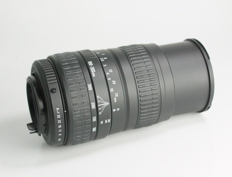 Sigma AF 100-300 pro Pentax