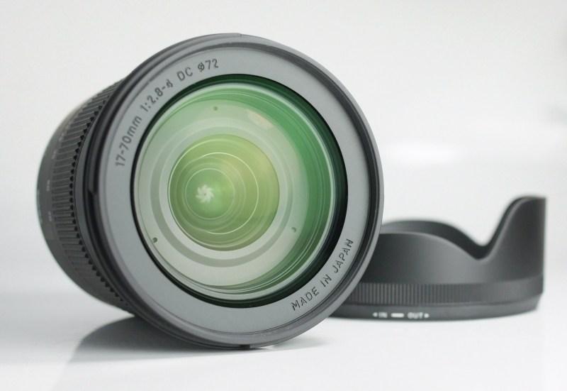 SIGMA 17-70 mm f/2,8-4 DC HSM Contemporary pro Pentax