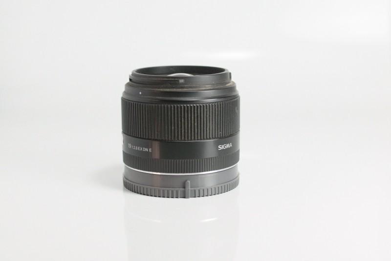Sigma 19mm f/2,8 DN pro Sony NEX