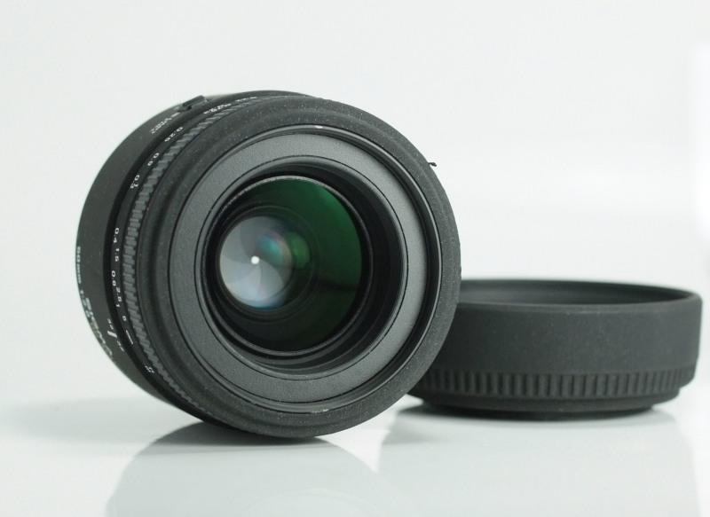 SIGMA 50/2,8 EX DG Macro pro Nikon