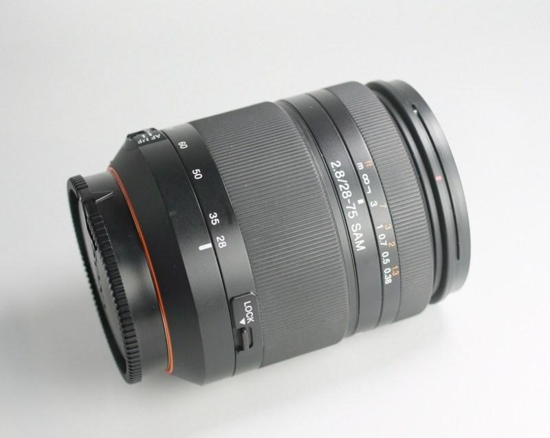 Sony 28-75mm f/2,8 SAM