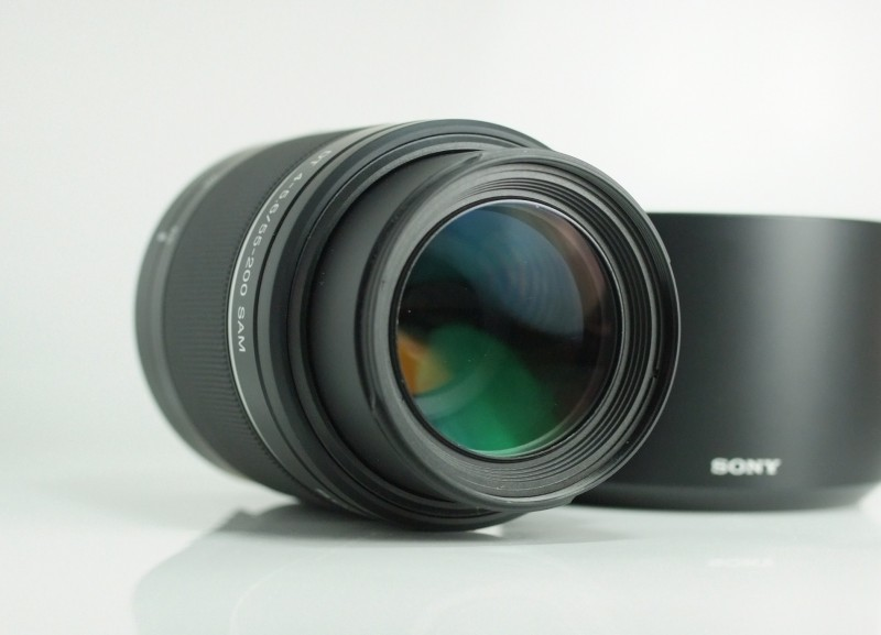 Sony DT 55-200mm f/4-5,6 SAM TOP STAV
