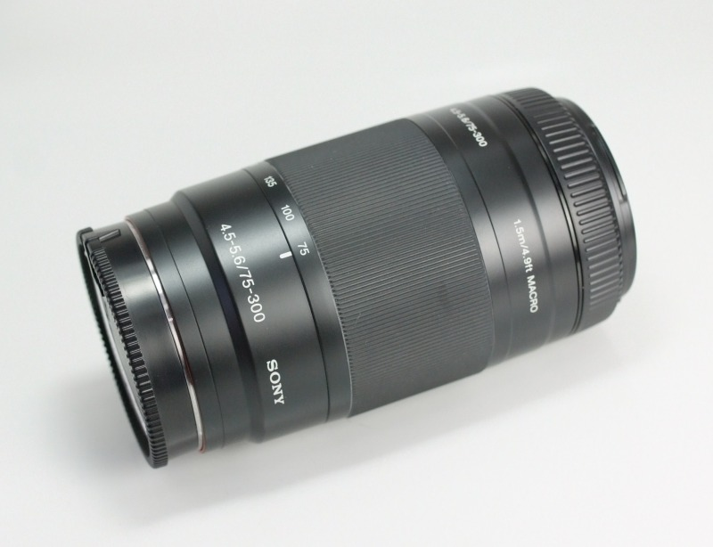 Sony 75-300mm f/4,5-5,6 SUPER STAV