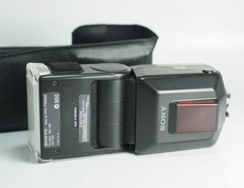 Sony blesk HVL-F36AM