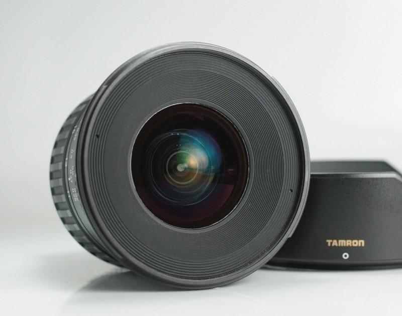 Tamron AF SP 11-18mm F/4,5-5,6 Di II pro  NIKON SUPER  STAV