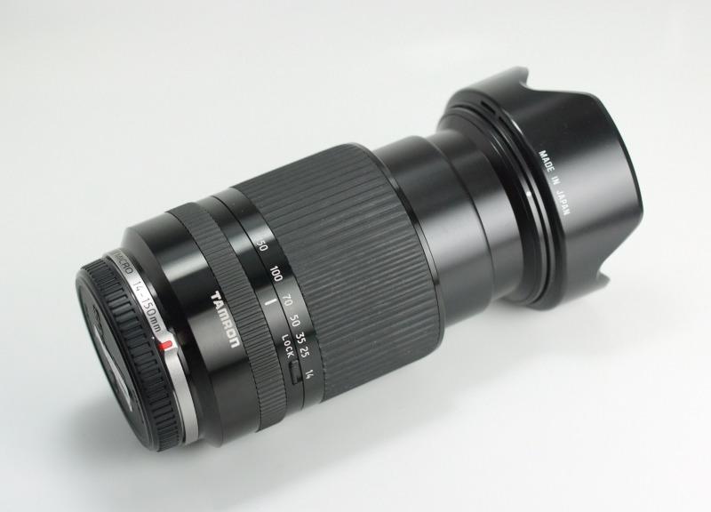 TAMRON 14-150 mm f/3,5-5,8 Di pro Olympus/Panasonic MFT