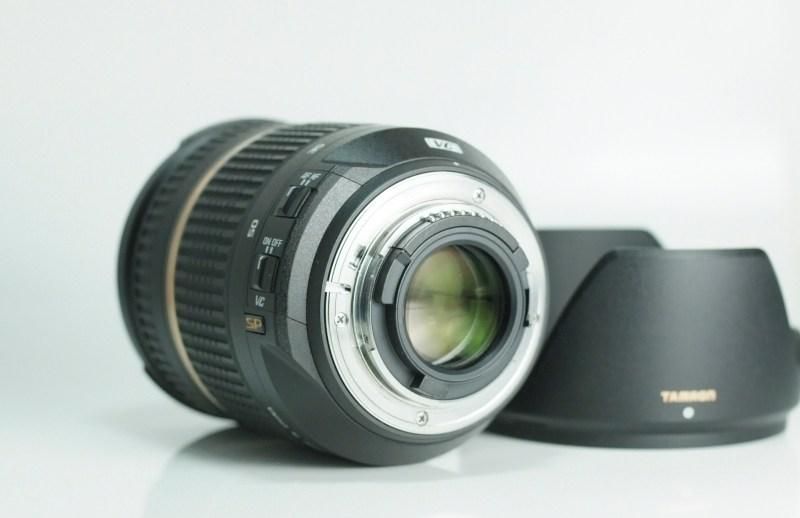 Tamron SP AF 17-50mm 2,8 VC pro NIKON SUPER STAV