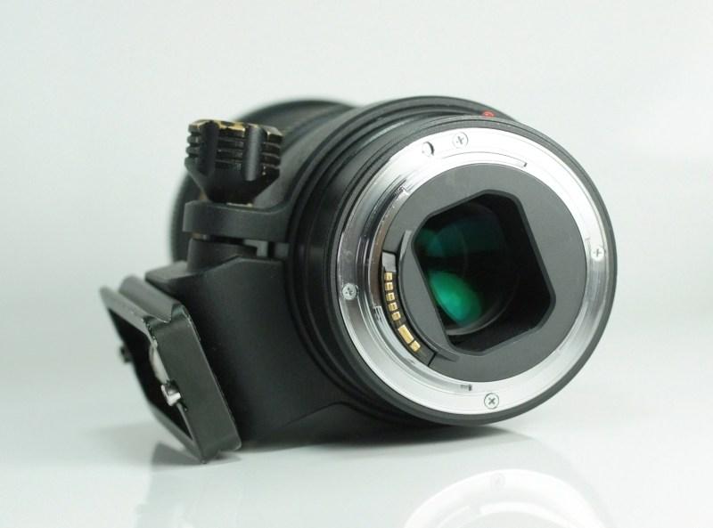 TAMRON 180 mm f/3,5 SP Di LD Macro pro Canon