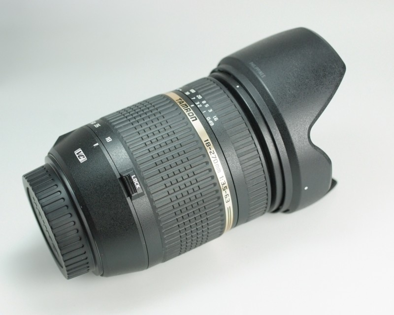 Tamron AF 18-270mm f/3,5-6,3 DiII VC pro CANON TOP STAV