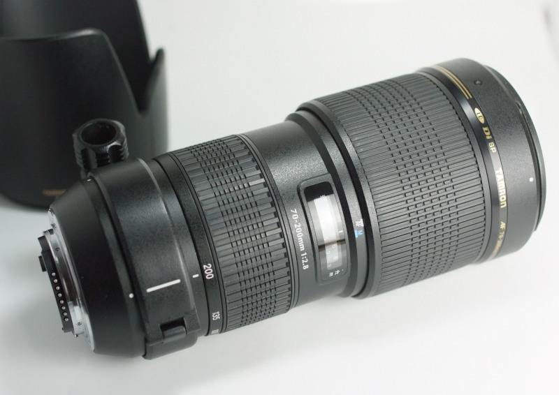 TAMRON 70-200 mm f/2,8 SP Di LD Macro pro Nikon