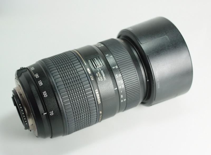 TAMRON 70-300 mm f/4-5,6 Di LD pro Nikon