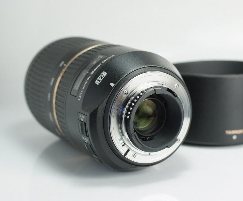 TAMRON 70-300 mm f/4-5,6 SP Di VC USD pro Nikon