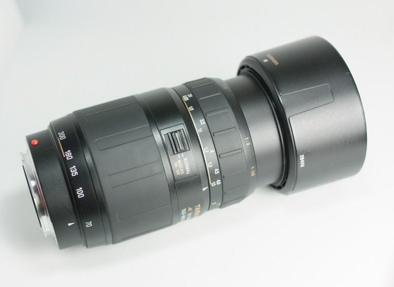 TAMRON 70-300 mm f/4-5,6 LD  pro SONY