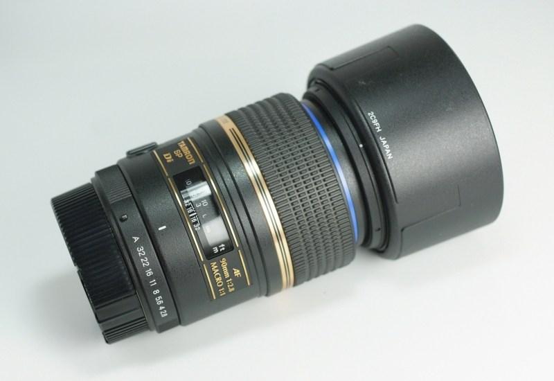 TAMRON 90 mm f/2,8 SP Di Macro pro PENTAX TOP STAV