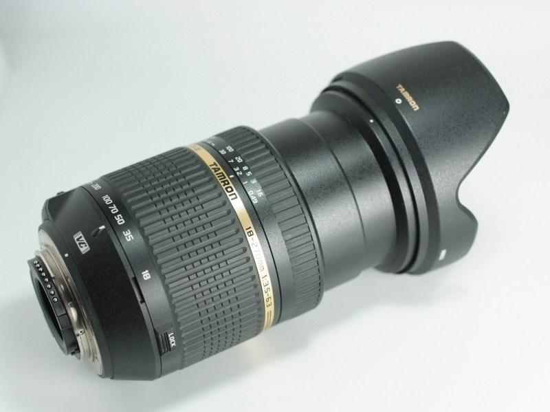 Tamron AF 18-270mm f/3,5-6,3 Di II VC pro Nikon