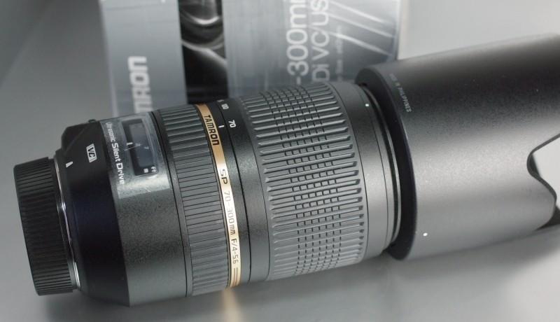 Tamron SP AF 70-300mm f/4-5,6 Di VC USD pro NIKON
