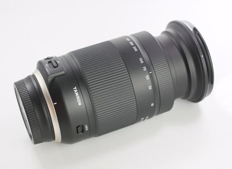 TAMRON 18-400 mm f/3,5-6,3 Di II VC HLD pro Nikon záruka 10/2020
