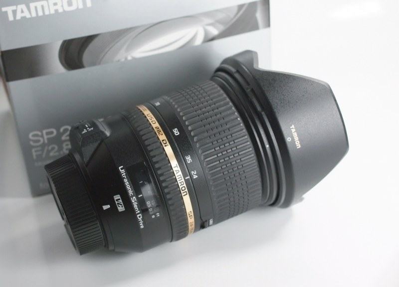 TAMRON 24-70 mm f/2,8 SP Di VC USD pro Nikon