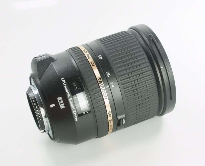 TAMRON 24-70 mm f/2,8 SP Di VC USD pro Nikon TOP