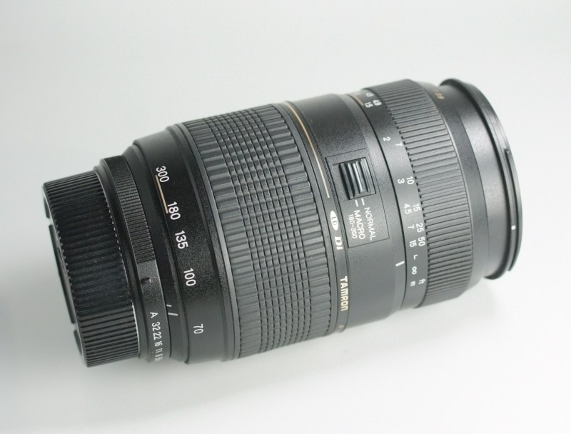 TAMRON 70-300 mm f/4-5,6 LD  pro Pentax