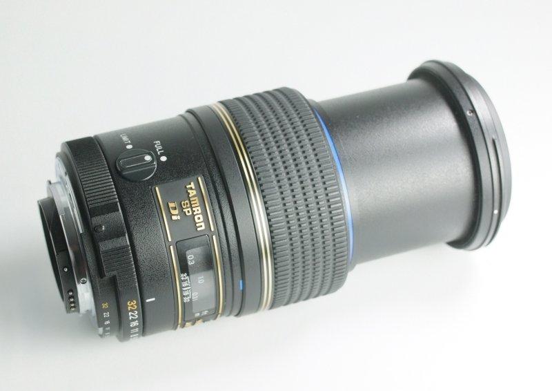 TAMRON 90 mm f/2,8 SP Di Macro pro Nikon TOP